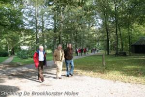17 oktober 2009: Jaarvergadering met excursie Vordense Molens