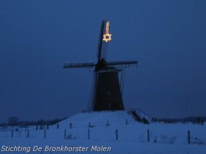 18 en 28 december 2010: Winterse en Kerstmolen