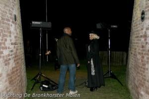 31 oktober 2009: Opnamen videoclib Zoraida