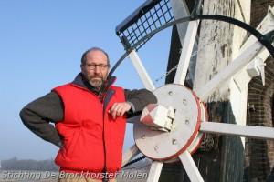 29 januari 2011: Leerling-molenaars aan het werk