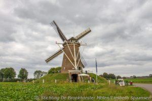 Bronkhorster Molen deed mee aan de Open Monumentendagen Bronckhorst